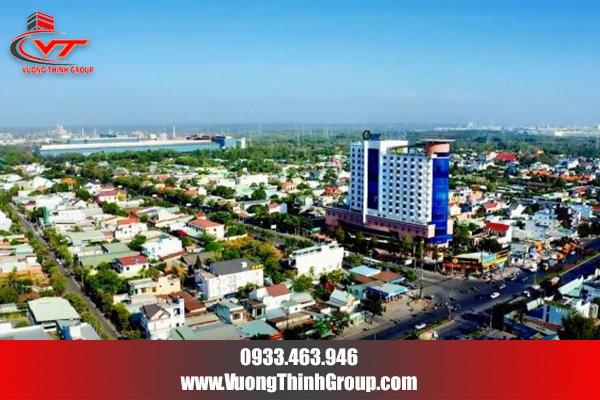Những tiềm năng tăng giá cho nhà đầu tư khi mua đất thị xã Phú Mỹ